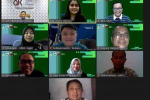 Lebih dari 1.000 Guru SMP dan SMA, Ikuti Webinar Inovasi Lembaga Jasa Keuangan