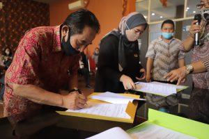 Pemkot Surabaya Tandatangani NPHD Hibah Pariwisata, 212 Hotel dan 783 Restoran Lolos Verifikasi