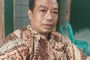 Kades Karangsono Ali Makruf ; Fokus Revitalisasi Draenase