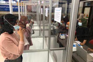 15 Februari 2021, Stasiun Surabaya Pasarturi Layani Pemeriksaan GeNose C19