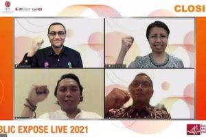 Yess! Peserta Pubex Live 2021 Lampaui Target dari 44.000 Terealisasi 49.395 Peserta